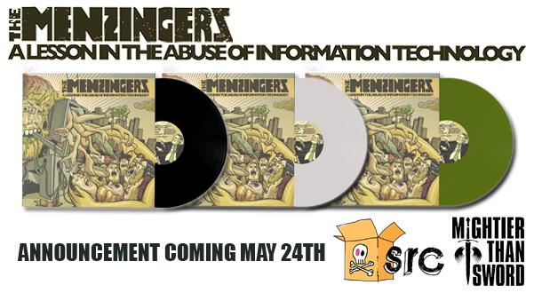 The Menzingers relança primeiro disco em vinil