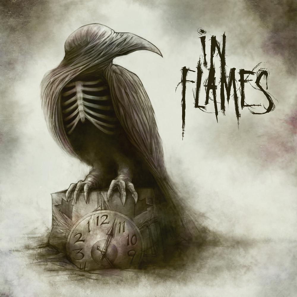 Novo álbum do in flames