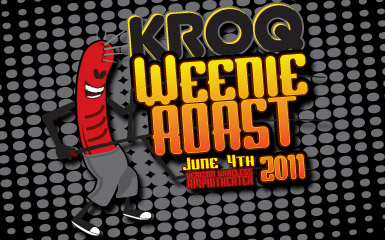 Assista aos shows do KROQ Weenie Roast 2011