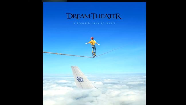 Nova música do Dream Theater