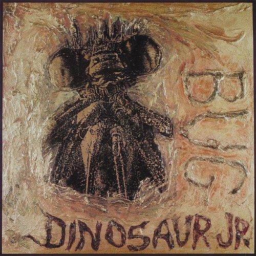 Dinosaur Jr. - Bug - 1988 - album cover