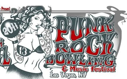 Dropkick Murphys e Old Man Markley no Punk Rock Bowling