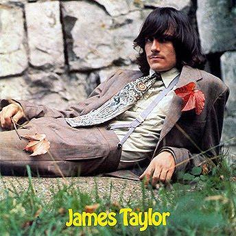 James Taylor - edição remasterizada, lançada pela EMI Brasil