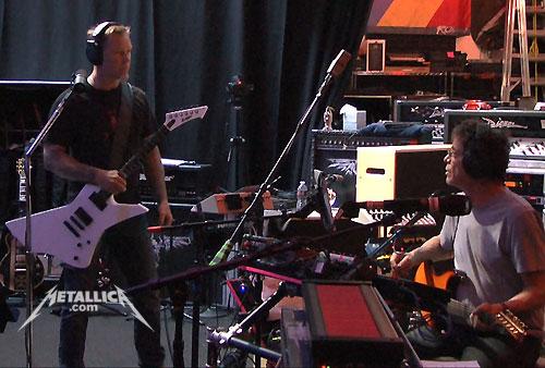 Metallica e Lou Reed juntos em novo álbum