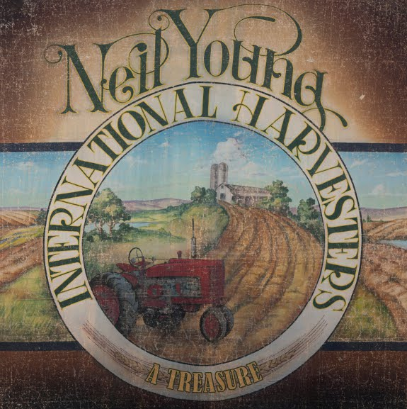 Neil Young & The International Harvesters - A Treasure [2011]