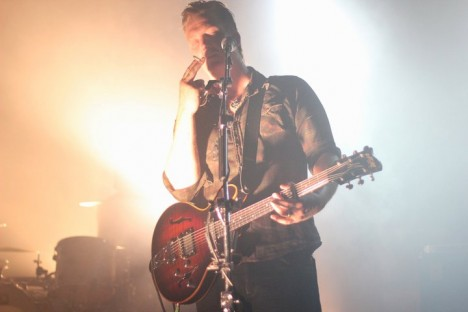 Queens Of The Stone Age no Glastonbury