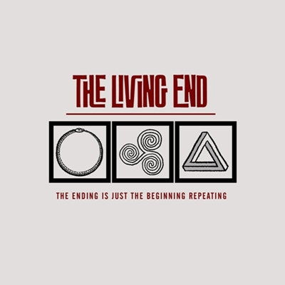 The Living End - The Ending Is Just The Beginning Repeating - album cover