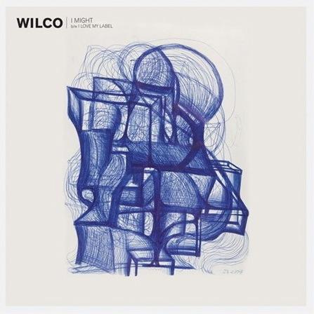 Wilco - I Might-Love My Label single - album cover - 2011