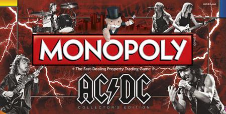 Banco Imobiliário do AC/DC