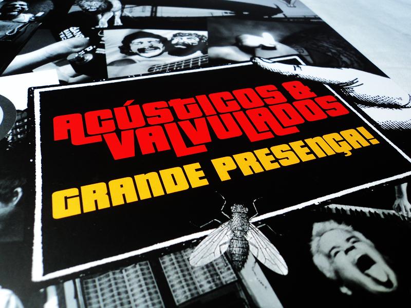 Acústicos & Valvulados - Grande Presença! em vinil