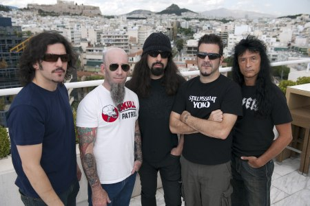 "Anthrax lança ""Worship Music"""