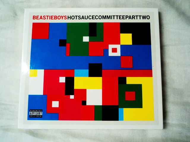 Beastie Boys - Hot Sauce Commitee Part Two