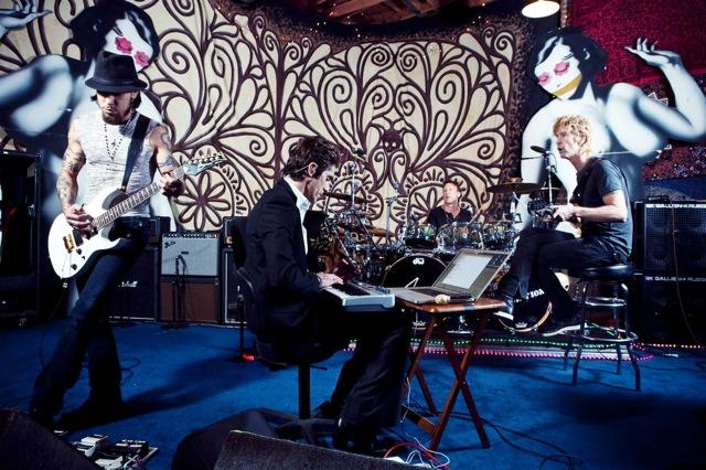 Para Tom Morello, Jane's Addiction é mais influente que o Nirvana