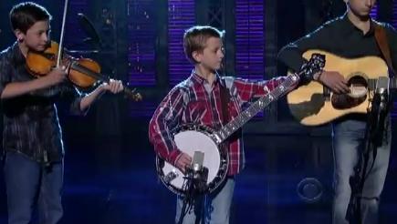 The Sleepy Man Banjo Boys