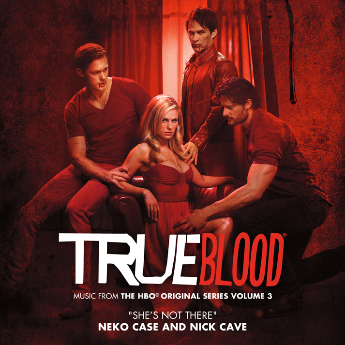 Nick Cave e Neko Case regravam The Zombies para a série True Blood