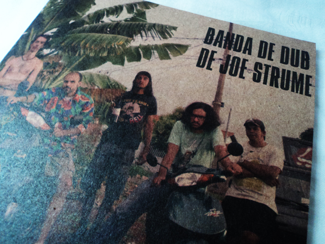 Banda de Joe Strume - Garage Roots