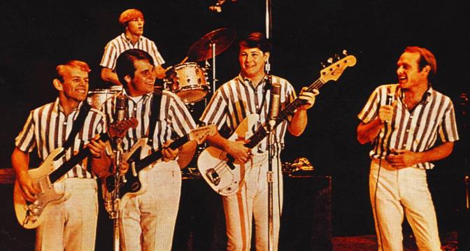 Beach Boys pode gravar novo álbum