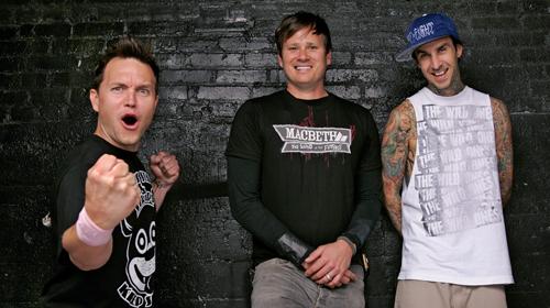 Blink-182 Retorna ao Programa de Conan O'Brien