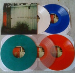 Dan Andriano In The-Emergency Room - Hurricane Season vinyl