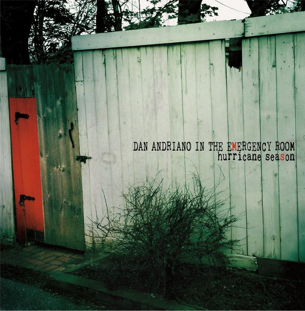 Dan Andriano In The Emergency Room - Hurricane-Season