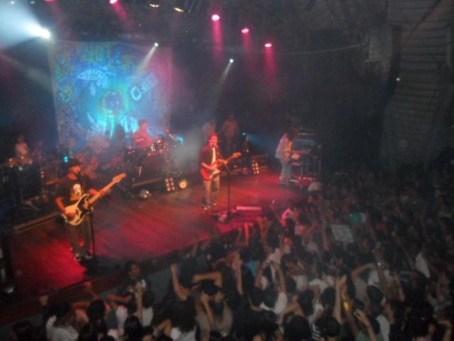 Forfun no Circo Voador, 2011, TMDQA!