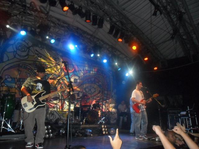 Forfun no Circo Voador, 2011