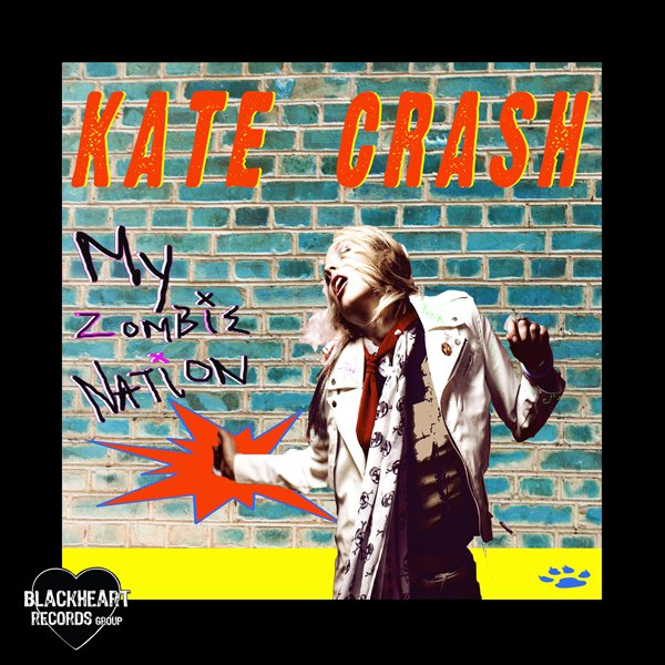 My Zombie Nation - Kate Crash - 2011