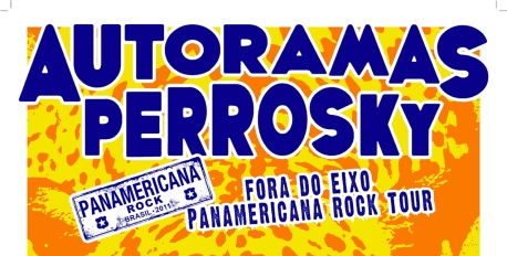 Panamericana Rock Tour Chega ao Brasil