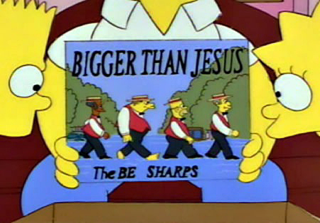 Simpsons - The Be Sharps