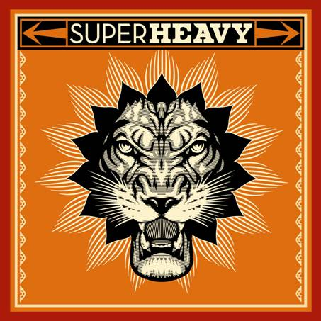 SuperHeavy - album cover - 2011