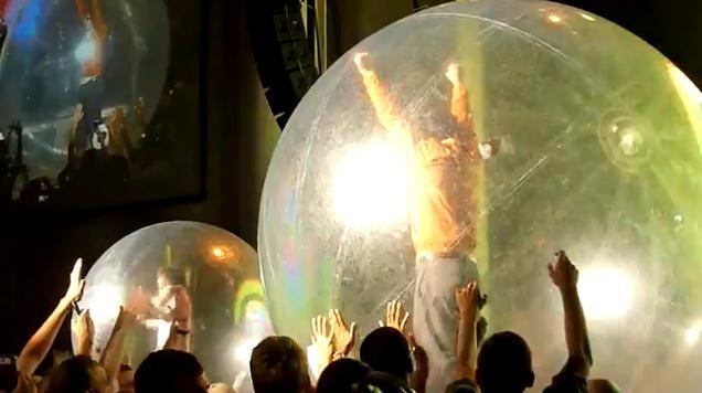 Weezer e Flaming Lips juntos no mesmo palco