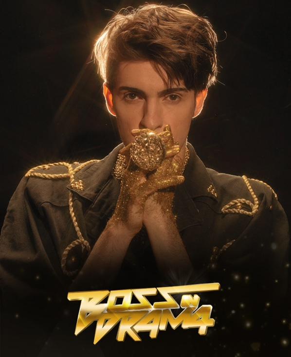 Boss In Drama - Pure Gold