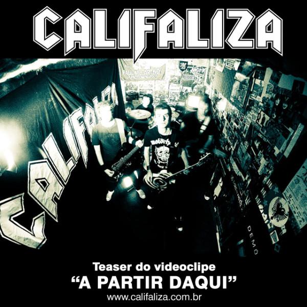 """Califaliza - Teaser do clipe de """"A Partir Daqui"""""""