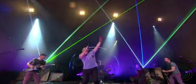 Coldplay no iTunes Festival