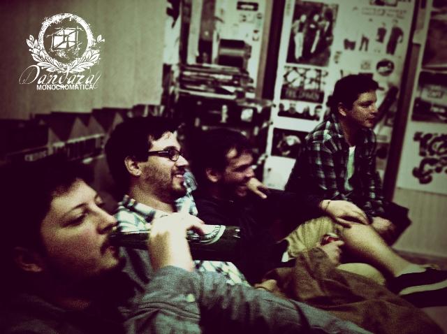 Descendentes (banda tributo ao Descendents) + Dandara no Rio de Janeiro