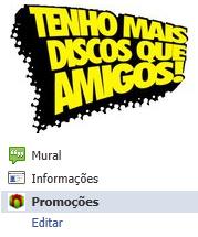 Facebook - Aba Promoções