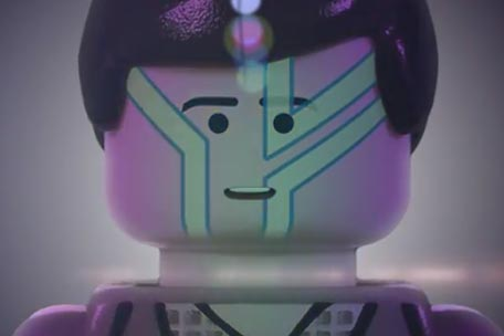 LCD Soundsystem Lego