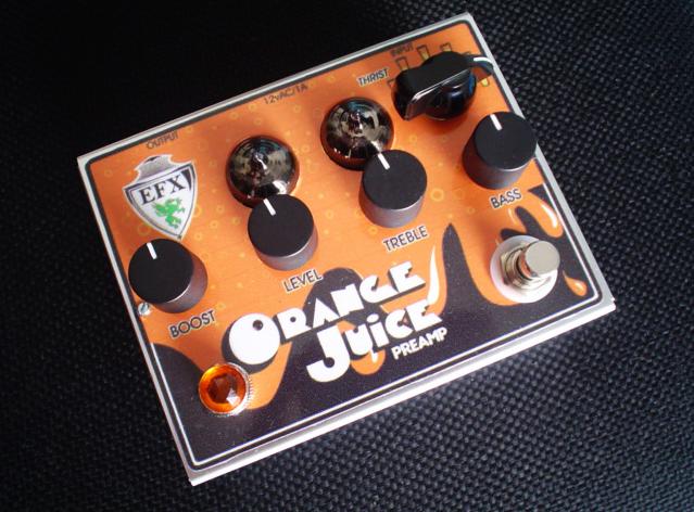 Pedal Orange Juice