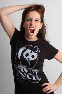 Camiseta Panda Chico Rei