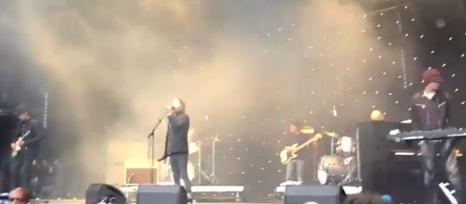 Radiohead no Glastonbury
