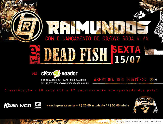 Raimundos e Dead Fish