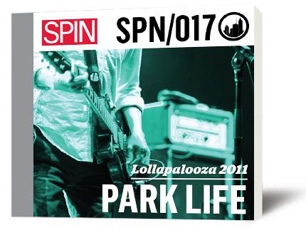 Coletânea SPIN/Lollapalooza