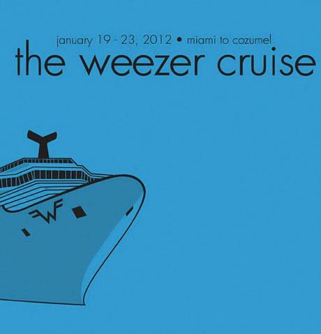 Weezer vai fazer cruzeiro para fãs