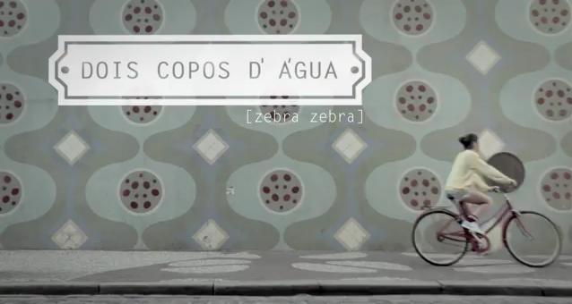 Zebra Zebra - Dois Copos D'água