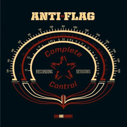 Anti-Flag - Complete Control Sessions