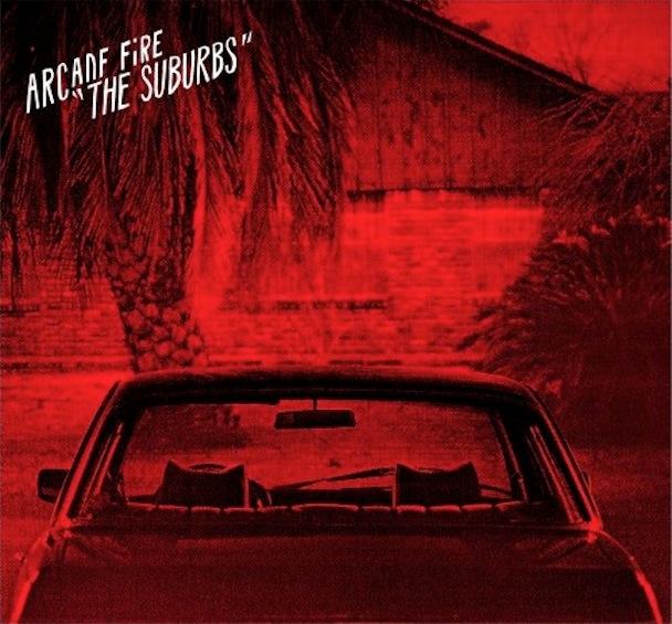 Arcade Fire Lança Álbum The Suburbs em Edição de Luxo