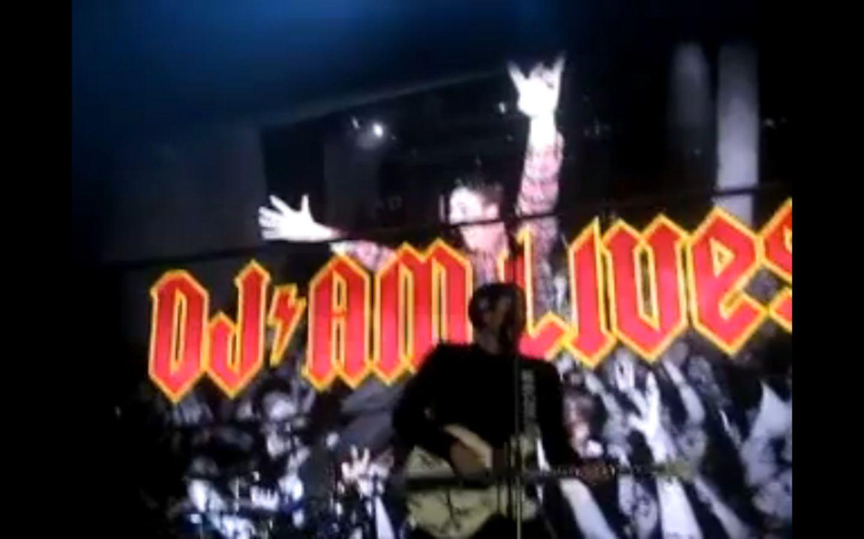 Blink-182 faz homengam ao DJ AM