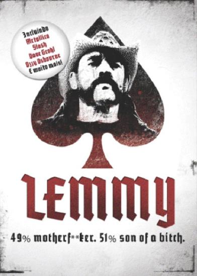 DVD Lemmy