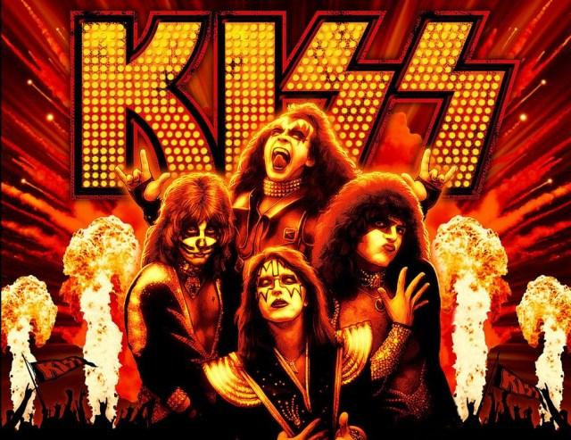 Kiss anuncia lançamento de autobiografia