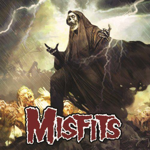 Misfits The Devil's Rain